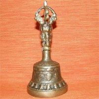 Zvon - Dilbu 5 - paprskové/ 12 cm