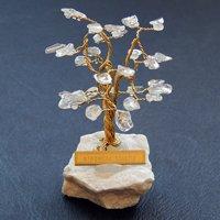 Stromček šťastia - Krištáľ/ mini