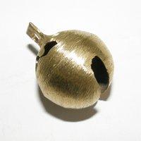 Rolnička hladká zlatá/ 3  cm