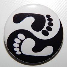 Odznak - Jin-Jang stupaje