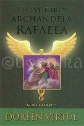 Léčivé karty archanděla Rafaela (karty + kniha)