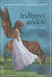 Indigoví andělé (kniha + karty)