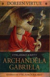 Vykládací karty archanděla Gabriela