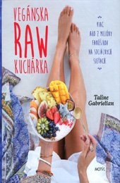 Vegánska raw kuchárka
