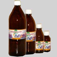 Masážny olej - Levanduľový 0,2L